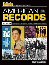 Standard Catalog of American Records by Dave Thompson * FREE SHIPPING