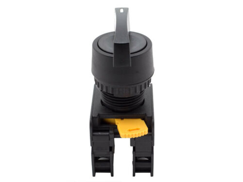 ATI LCS-222 22mm Selector Switch Maintained 1NO 1NC 2 Positions