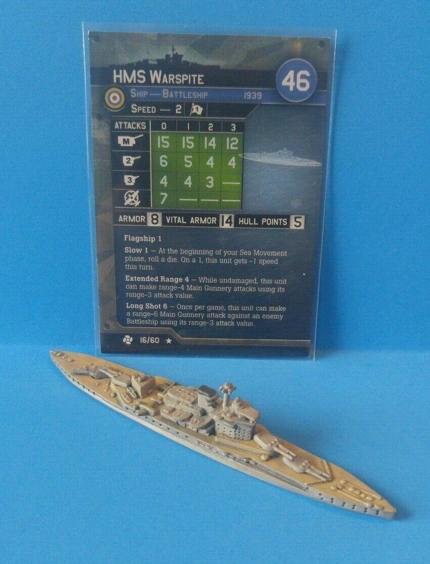 Axis och Allies War at Sea HMS Wkonströds Task Force (16  60)