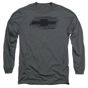 Chevrolet SIMPLE VINTAGE BOWTIE Licensed Adult T-Shirt All Sizes