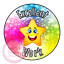 Well-Done-Excellent-School-Teacher-Reward-Stickers-Star-Student-Pupil-Class thumbnail 7