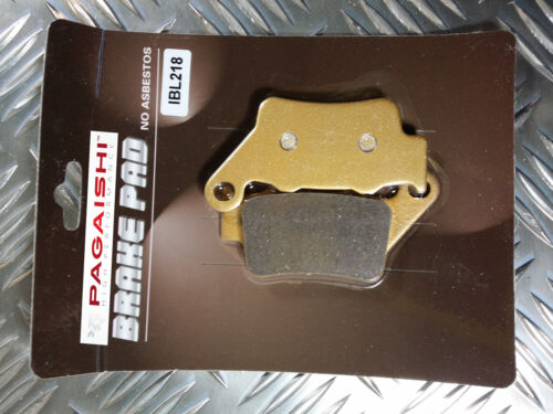 SEMI METAL REAR BRAKE PADS FOR KTM EXC 350 94-95 R