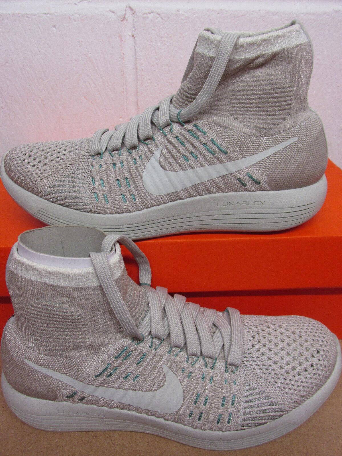 Nike Femme Lunarepic Flyknit Gyakusou Baskets fonctionnement Trainers 823114 100 Baskets Gyakusou bb1558
