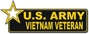 U-S-Army-Vietnam-Veteran-with-Star-6-034-Bumper-Sticker-Decal