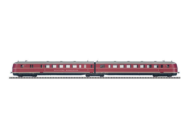 Trix 22025 Schnelltriebwagen SVT 04 DB Epoche III NEU OVP (Eierkopf)
