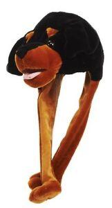 Tier Mütze Plüsch Mütze Hund Dobermann