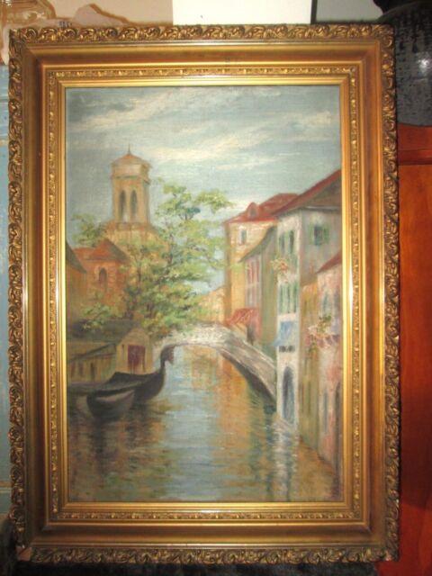 1920's Virginia Sanderson Painting