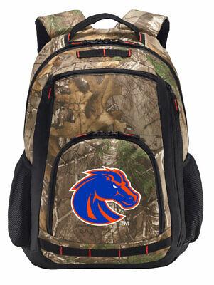 Classic Boise State University Backpack Medium Boise State Broncos Backpack Laptop Sleeve
