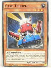Yu-Gi-Oh 1x #015 Card Trooper - SR03 - Machine Reactor Structure Deck