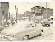"Great 1940-50's Photo of the West End in Johnstown PA Size 8""x10"""