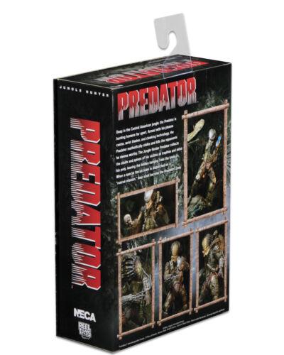 """20cm NECA Predator Ultimate Jungle Hunter Predator 8/"""" Action Figure IN MAGAZZINO"""