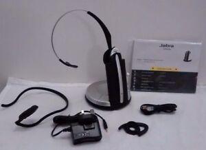 Jabra GN9350e GN Netcom Wireless Telephone Headset Call Centre silver+USB FOR PC