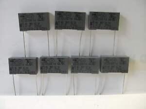 STUDER-REVOX-B67-A67-A700-0-47-F-7-Stck-X2-Entstoerkondensatoren-neu