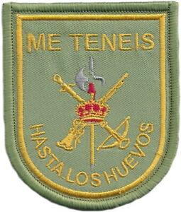 EJERCITO-TIERRA-LEGIoN-ME-TENEIS-HASTA-LOS-HUEVOS-SPAIN-LEGION-PARCHE-EB01469