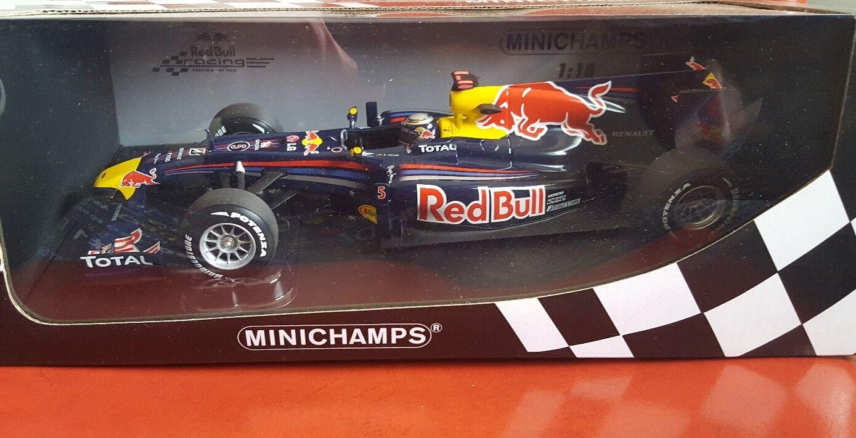 1 18 Red Bull racing 2010 World Champion