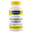 miniatuur 1 - Healthy Origins Vitamin D3 10,000iu 360 Softgels Immune Health & Strong Bones