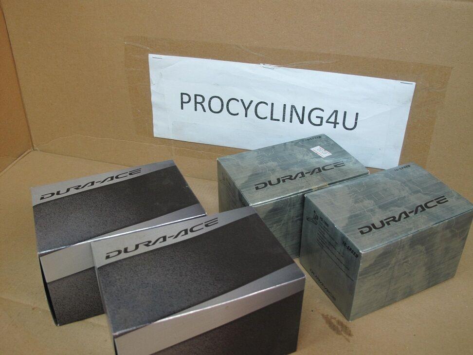 SHIMANO Dura Ace Desviador velocidad Delantero Mech Doble 10 velocidad Desviador FD 7800 FD 7900 ciclismo 351320