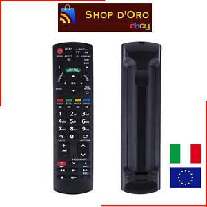 TELECOMANDO UNIVERSALE COMPATIBILE TV PER PANASONIC VIERA HDTV LCD PLASMA SMART