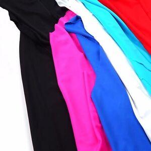 Lycra-Spandex-Stretch-Dance-Robe-Maillot-De-Bain-Sport-Tissu-Matiere-By-Metre