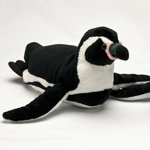 COLORATA Humboldt  Penguin Stuffed animal Plush New Gift x 28.5 x 26 x Gift 12.5 cm  M 734241