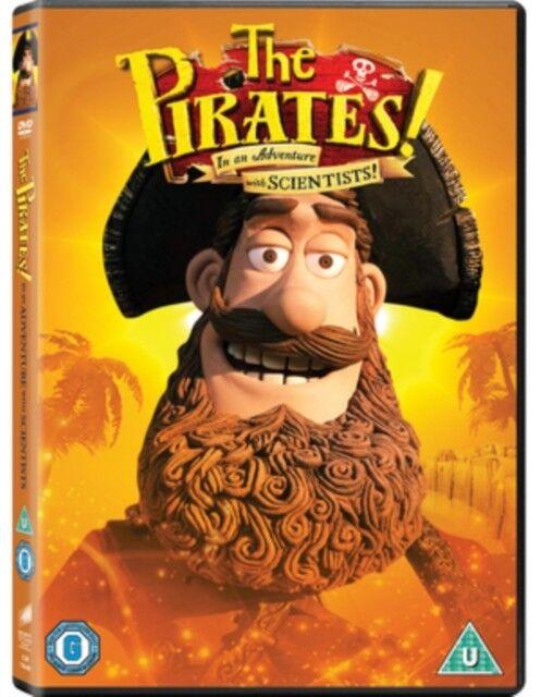 Los Piratas! In An Adventure con Científicos DVD Nuevo DVD (CDR71644R)
