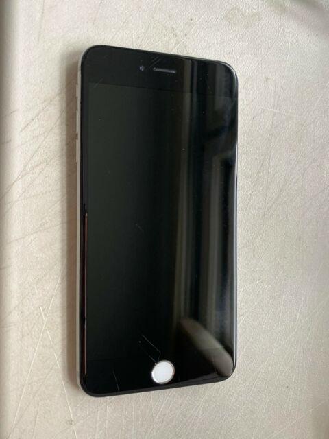 SPACE GRAY VERIZON GSM UNLOCKED 64GB APPLE IPHONE 6 PLUS //PLEASE READ!! JH93 B