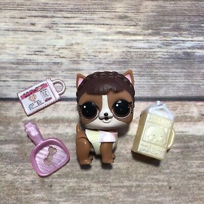 LOL Surprise Doll Pets SLEEPING BARKY BARKER PUP DOGGY Dolls Pet DOG PUPPY BABE
