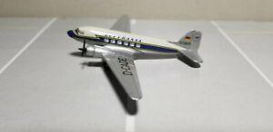 SCHABAK-1028-1-LUFTHANSA-AIRLINES-DC-3-1-250-SCALE-DIECAST-METAL-MODEL