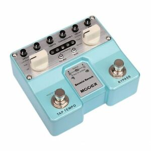 Mooer-Twin-Compact-Reverie-Reverb-Digital-Effects-Pedal-MTWINRV2
