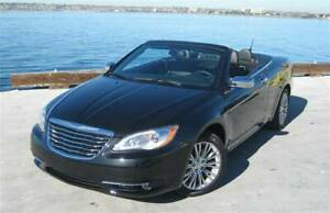2011 Chrysler 200 Limited Hardtop Convertible Coming Soon