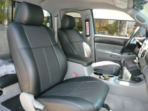 Clazzio-PVC-Synthetic-Leather-Custom-Seat-Covers-for-2005-2008-Toyota-Tacoma