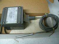 Delaval Gold Line Temperature Switch T2h-h251s-12-a -100 + 300 F