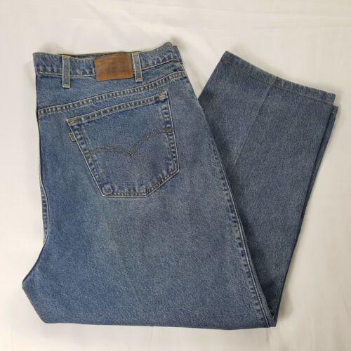 Vintage 1996 Levis 545 Loose Fit Jeans Men's 46x30