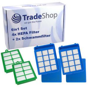 6in1-Set-HEPA-Motor-Abluft-Filter-fur-Philips-HR8900-17-FC8031-Univers