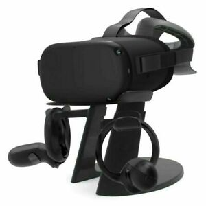 For-Oculus-Rift-S-Oculus-Quest-Headset-amp-Touch-Controller-AMVR-VR-Stand-Accessory