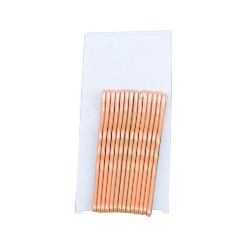 Duckbill Clamp Hair Clips Salon Hairdressing Hair Pins Barrette Candy Colored LP