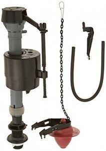 toilet fill valve and flapper. Image Is Loading Fluidmaster 400CR Toilet Fill Valve And Flapper Repair  Kit New