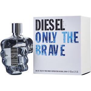 Diesel-Only-the-Brave-125ml-4-2oz-Eau-de-toilette-Spray-for-Men-NIB