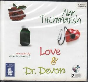 Alan-Titchmarsh-Love-amp-Dr-Devon-7CD-Audio-Book-Unabridged-FASTPOST