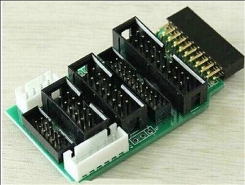 V8-ALL-ARM-JTAG-ADAPTERKONVERTER J-Link-Jlink-Emulator Unterstützt MINI2440 es