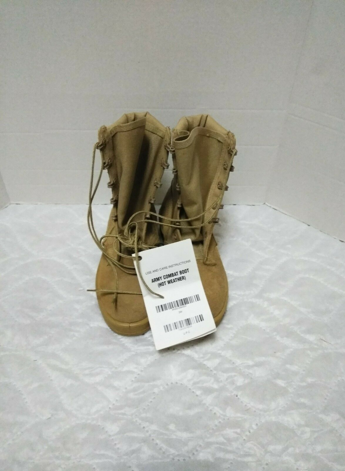 Altama Army Hot Weather Combat Boots 3W