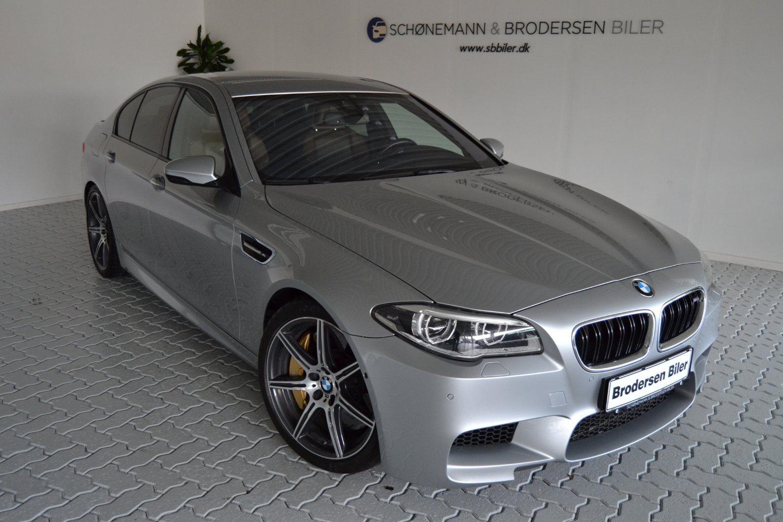 BMW M5 4,4 aut. 4d - 799.900 kr.