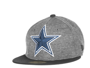 New Era 59Fifty Cap navy HEATHER Dallas Cowboys gris