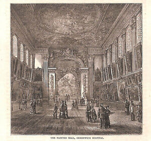 Painted-Hall-Greenwich-Hospital-1879-London-Art-Architecture-Historical-Art