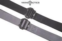 Viking Tactics Vtac Scuffle Belt-black Or Gray-choose Your Size
