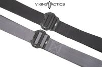Viking Tactics Vtac Scuffle Belt-black Or Gray-choose Your Size