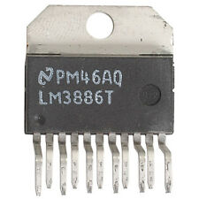 LM3886T LM 3886 T AMPLIFICATORE AUDIO 68W PCE