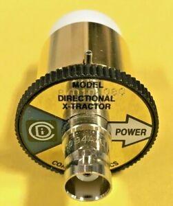 COAXIAL DYNAMICS 87010-080D ELEMENT 40DB 7/8 1KW HB (6202570108)