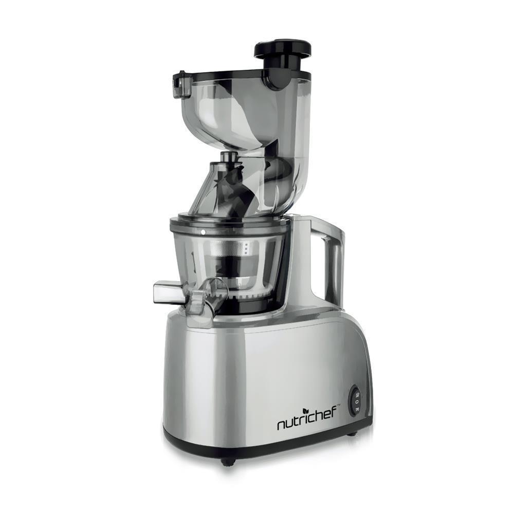 NEUF PYLE pksj 40 comptoir occlusale slow juicer jus & Drink Maker