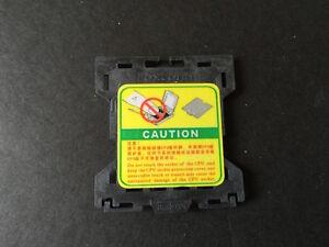 CPU PROTECTOR COVER SOCKET LGA775 775 PIN FOR INTEL MOTHERBOARD